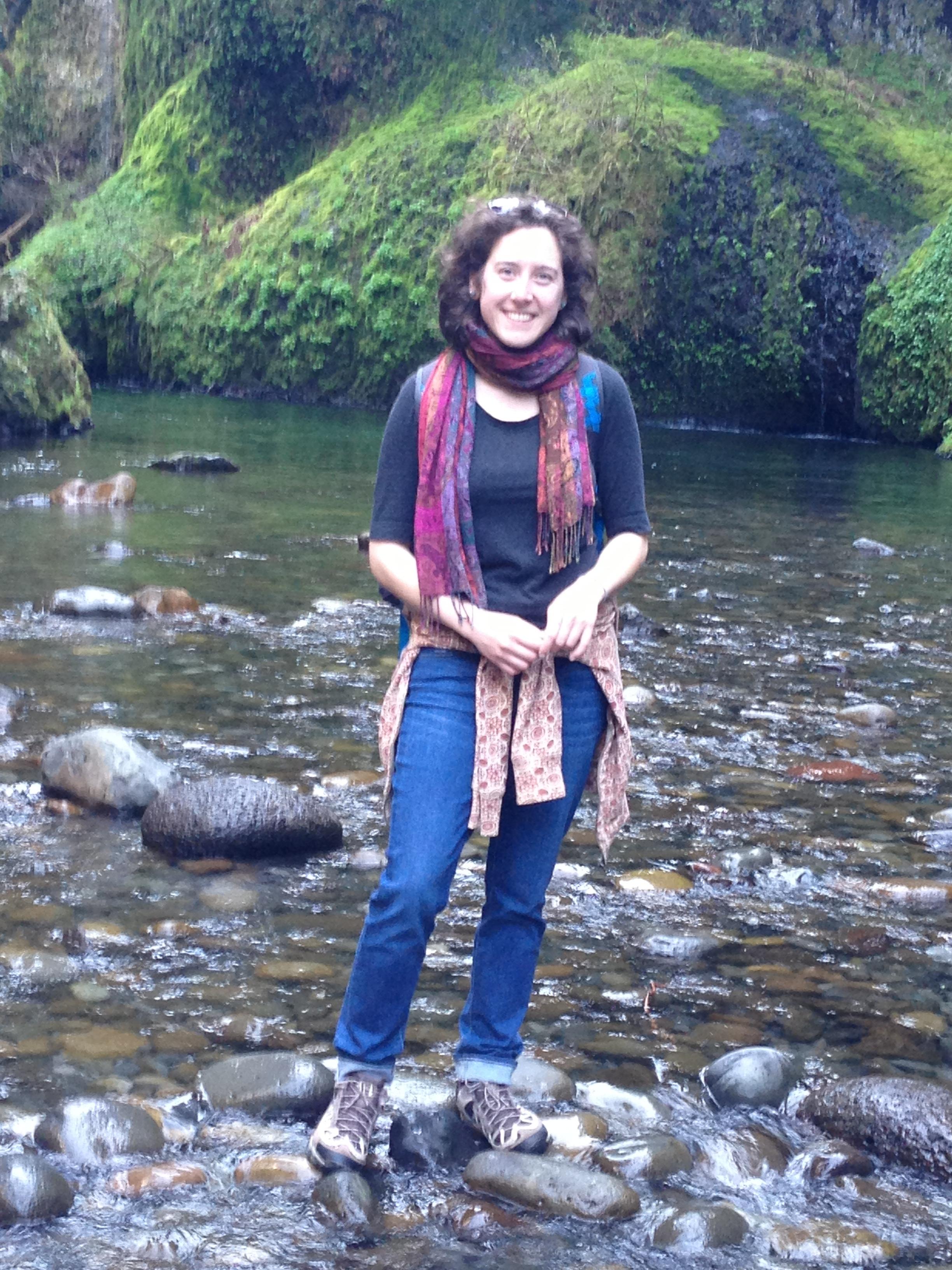 Sheridan Larsell, MPH